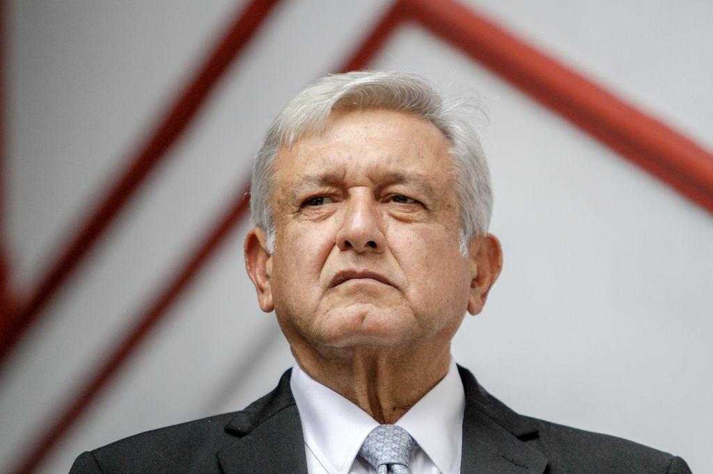 El presidente electo de México, Andrés Manuel López Obrador. Crédito: Archivo El Litoral