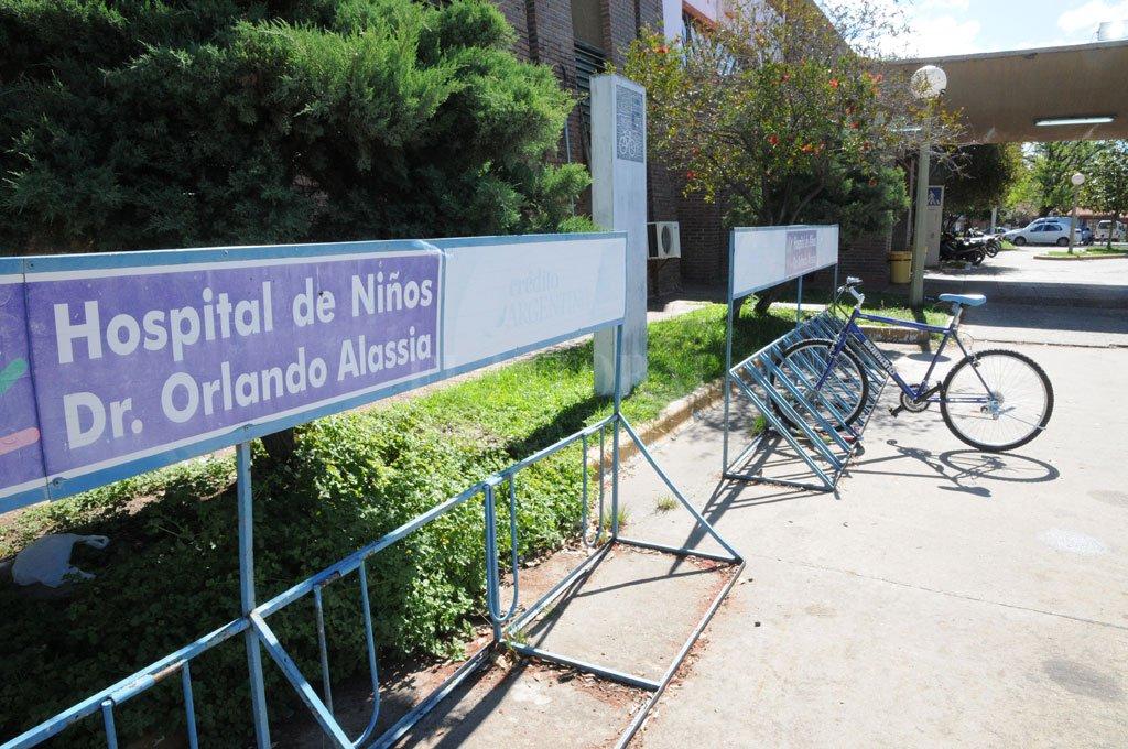 La adolescente fue atendida en el hospital de niños de la ciudad <strong>Foto:</strong> Archivo El Litoral