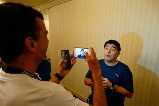 La última entrevista de Maradona con El Litoral -  -