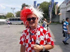La previa de Francia-Croacia