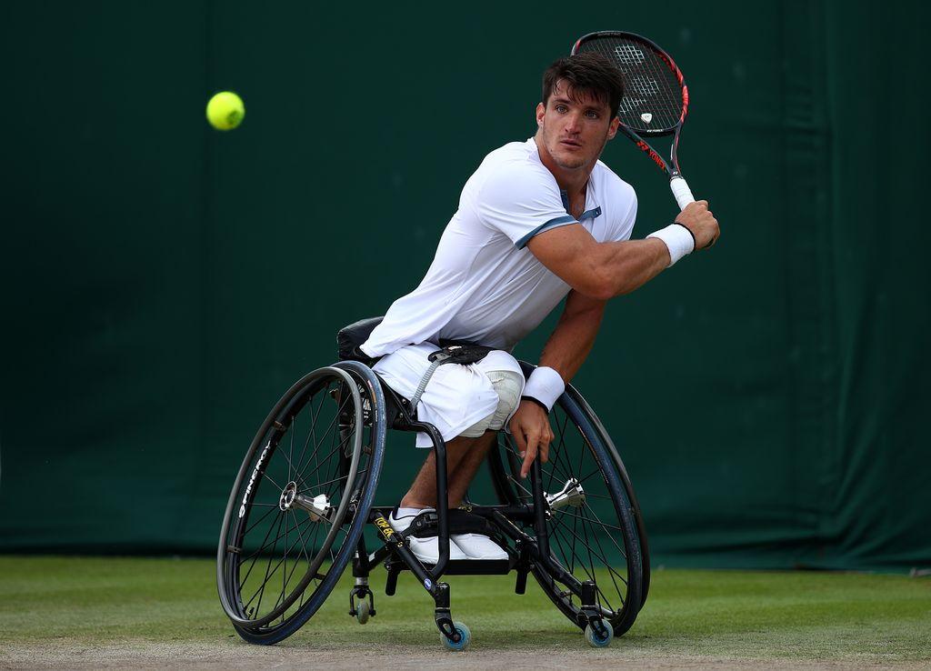 Gustavo Fernández, otra vez finalista en Wimbledon