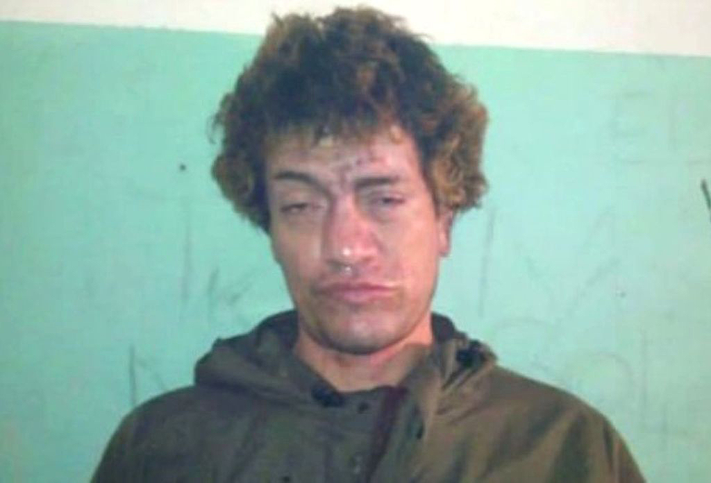 Pity Álvarez, detenido. <strong>Foto:</strong> Crónica.