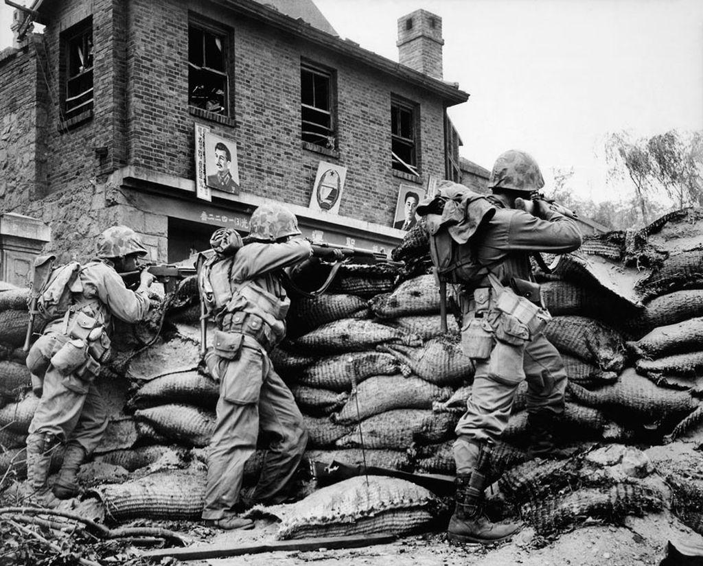 Guerra de Corea (1950-53) Crédito: Internet