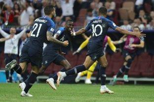 Francia - Croacia: final vibrante