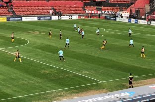 Colón supera a Rosario Central