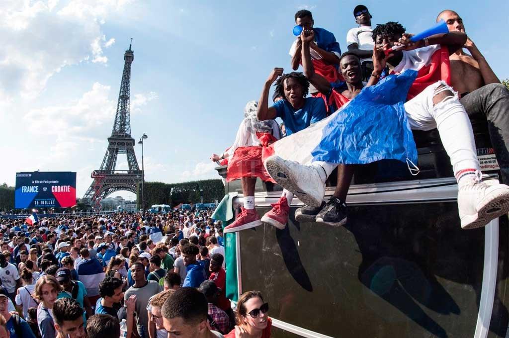 Crédito: Twitter Selección Francia