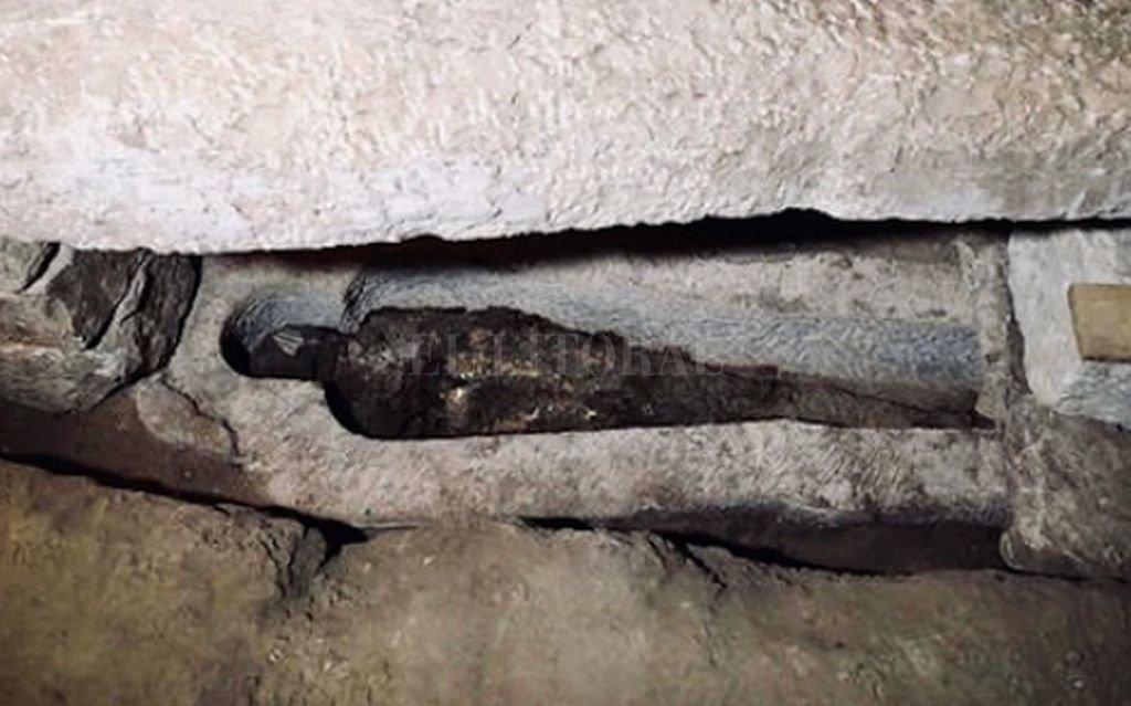 Podría ser de Alejandro Magno — Encuentran sarcófago