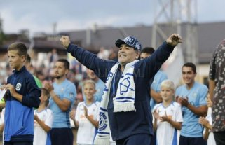 Confirmado: Maradona dirigirá en el ascenso de México