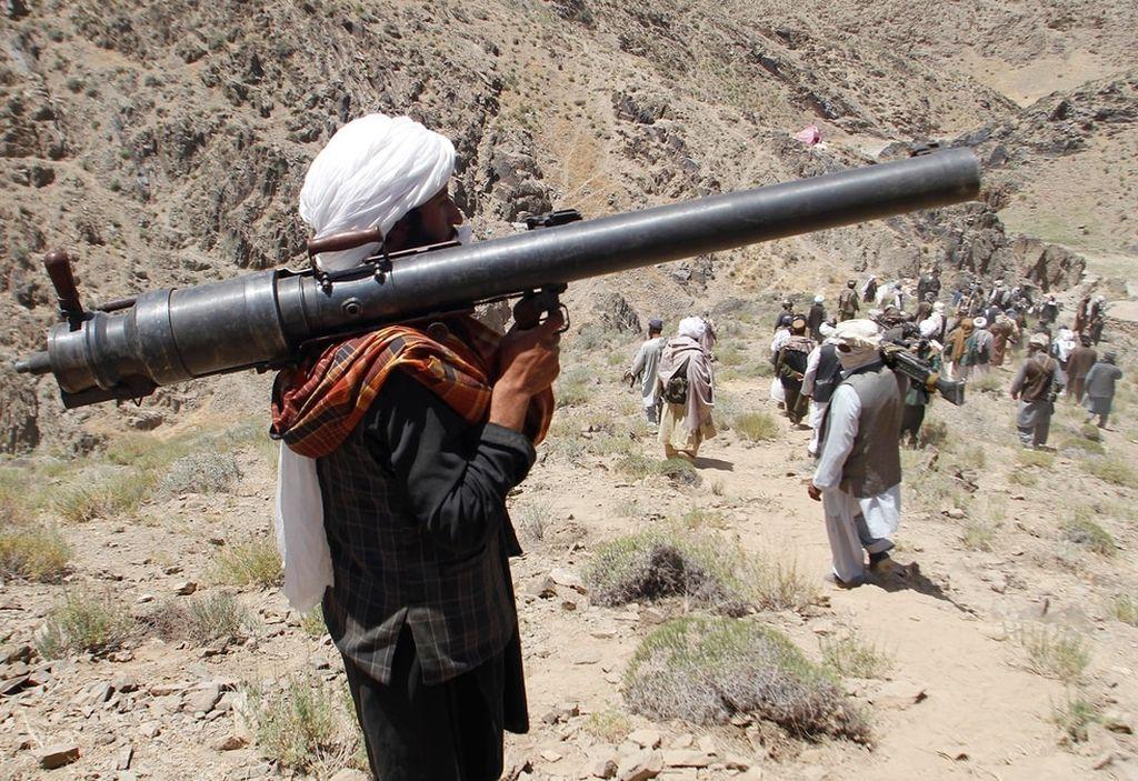 Los talibanes controlan desde hace años gran parte del distrito de Iman Saheb y llevan a cabo ataques a gran escala contra las fuerzas afganas en Kunduz y las provincias vecinas. <strong>Foto:</strong> Internet
