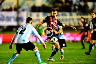 San Lorenzo se impuso por la mínima ante Racing de Córdoba