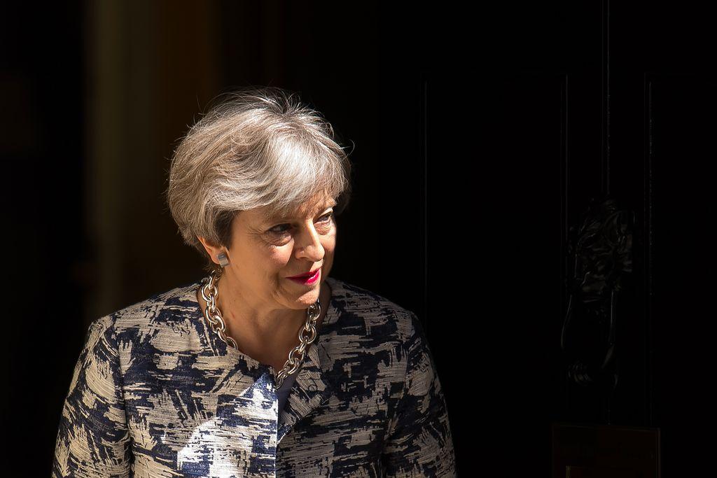 Theresa May, primer ministro británica. Crédito: dpa