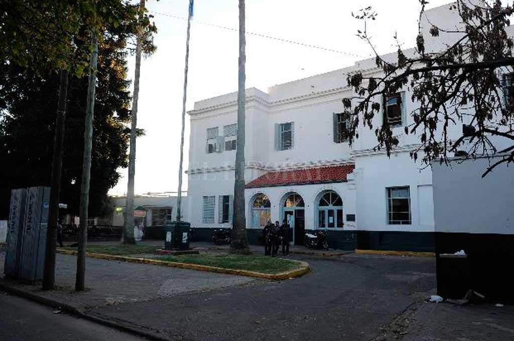 La víctima fue trasladada al hospital Roque Sáenz Peña de Rosario <strong>Foto:</strong> Archivo El Litoral