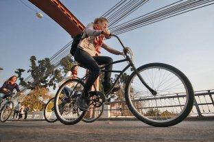 Los estudiantes eligen pedalear