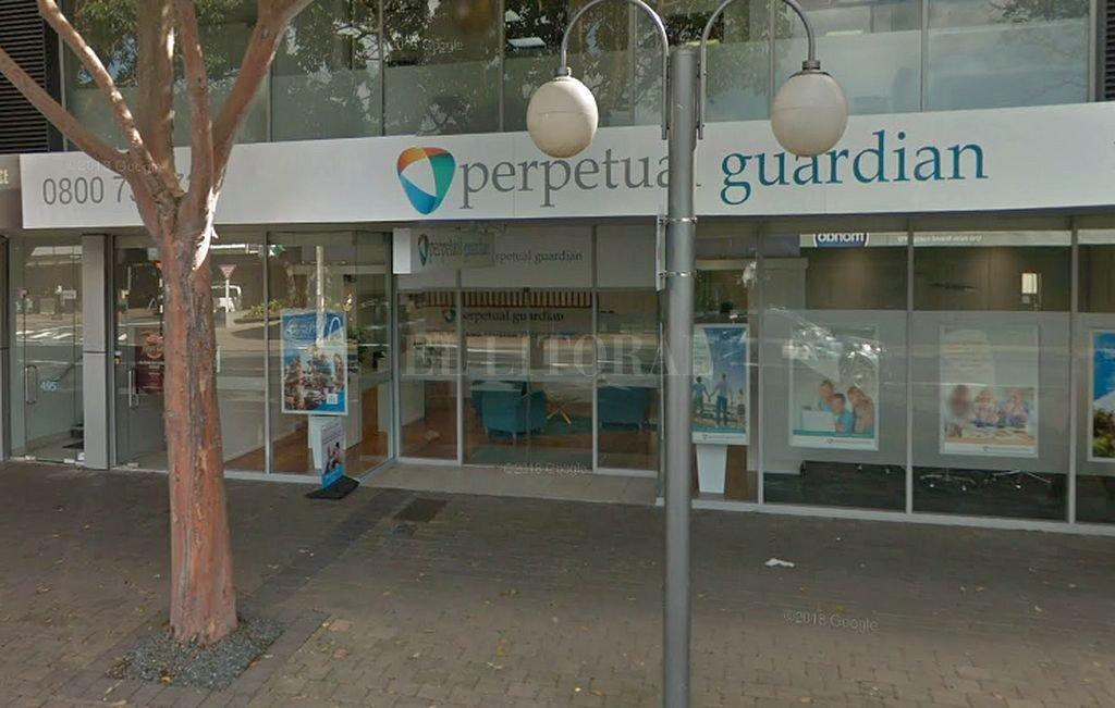 Sede de Perpetual Guardian en Auckland. <strong>Foto:</strong> Captura digital Google Maps Street View