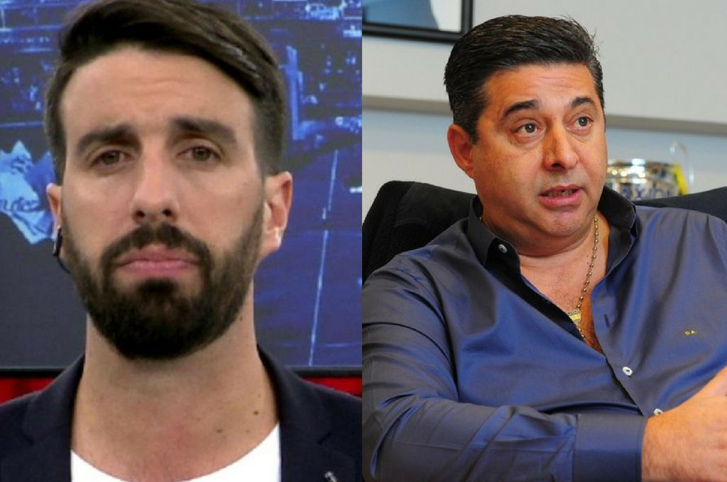 ¿Qué pasó? Echaron a Flavio Azzaro de TyC Sports