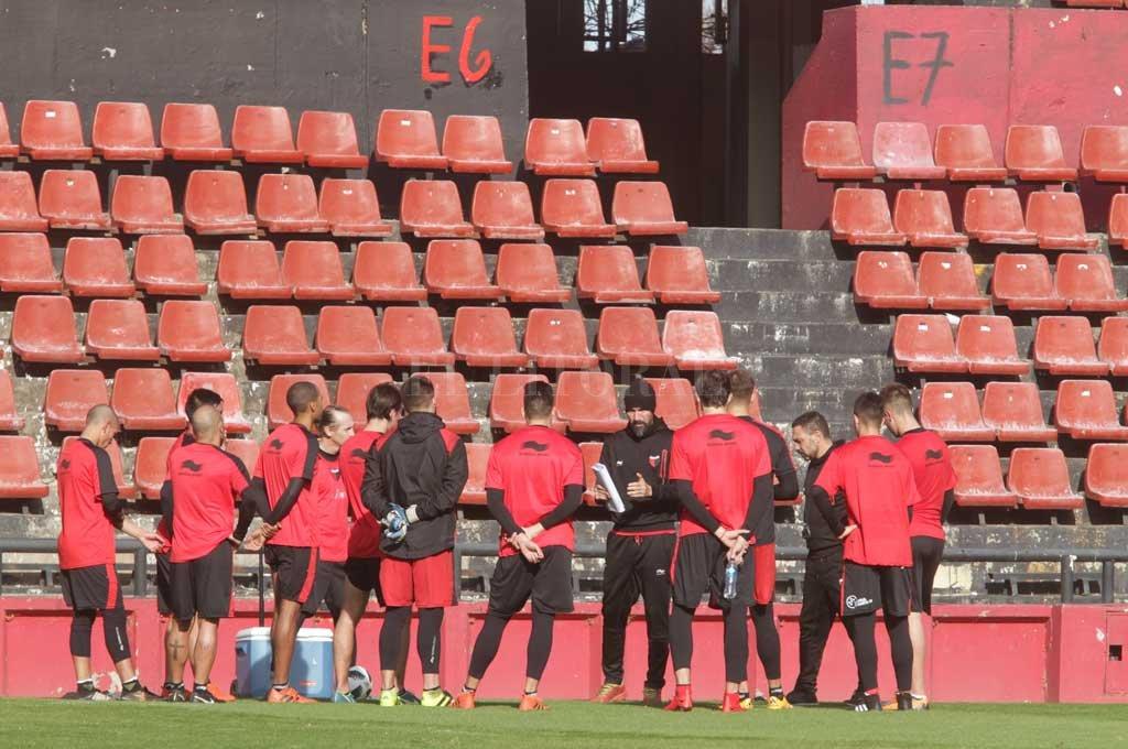 Colón se prepara para unas semanas llenas de compromisos <strong>Foto:</strong> Luis Cetraro