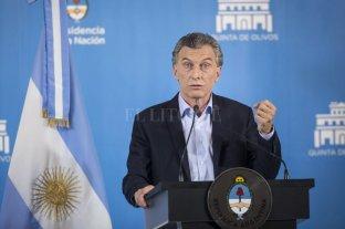 Macri cuestionó a Lifschitz y dejó un guiño tácito a Corral