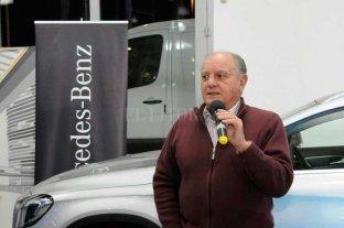 Rubén Daray viene a Santa Fe para brindar una charla sobre seguridad a bordo del automóvil