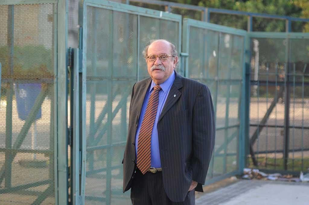 El fiscal Di Llelo investiga la causa <strong>Foto:</strong> Clarín