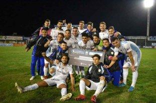 Atlético goleó a Defensores de Belgrano