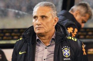 Tite renovó su contrato con la selección brasileña