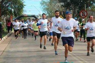 Maratón homenaje al   profesor Nico Estrubia