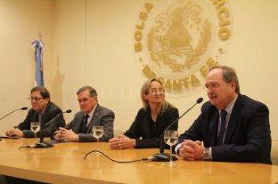 En el acto por el aniversario disertó el Dr. Miguel Kiguel