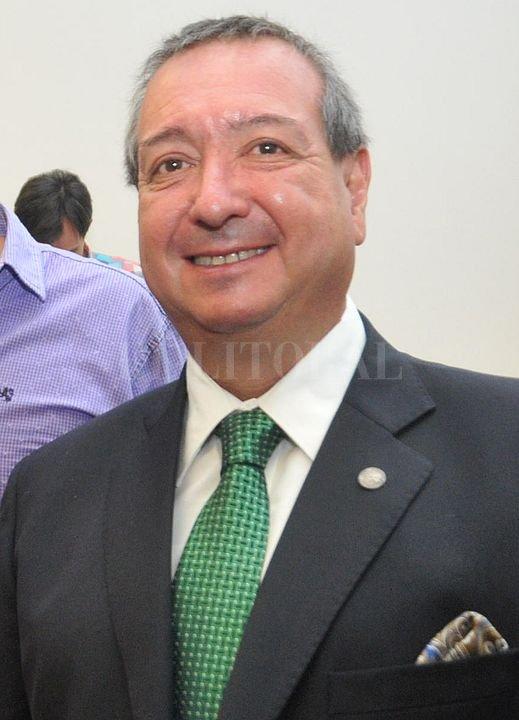 Luis Novara se ocupó de diversas tareas vinculadas al área de Cultura dentro de la UNL. <strong>Foto:</strong> Archivo El Litoral