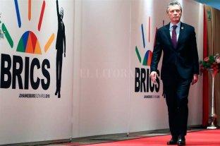 """Macri abogó por """"construir consensos"""" para impulsar """"intereses comunes"""""""