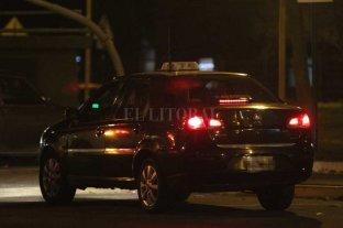 Asaltaron a un taxista en Recreo