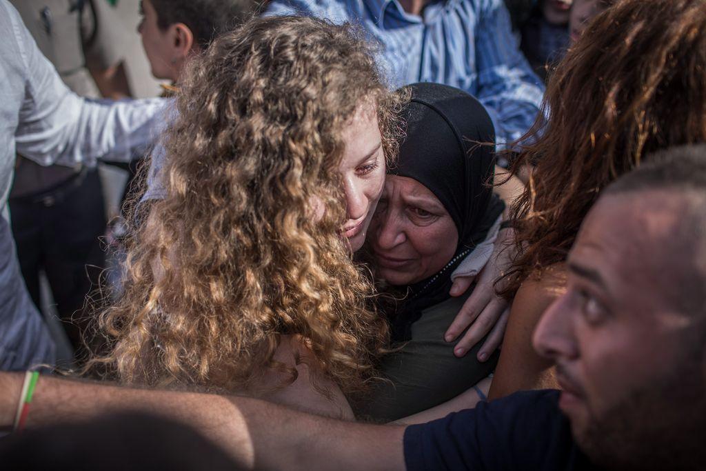 La adolescente fue liberada este domingo. <strong>Foto:</strong> dpa