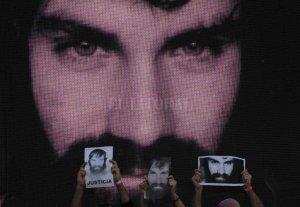 Se cumple un año de la desaparición de Santiago Maldonado