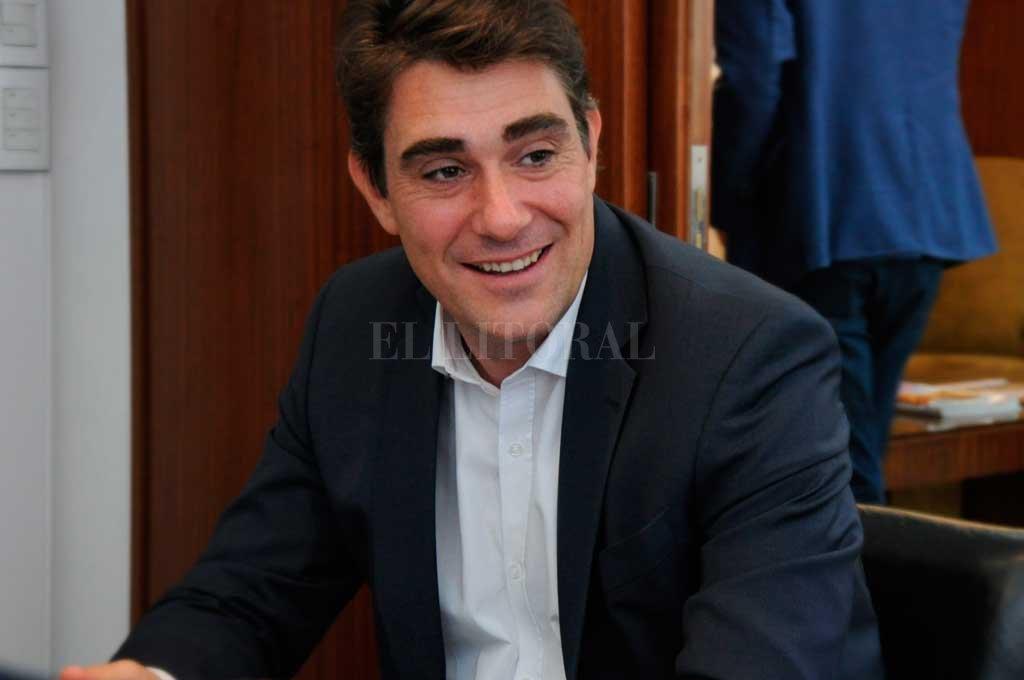 El ministro nacional apuntó a la provincia Crédito: Archivo El Litoral