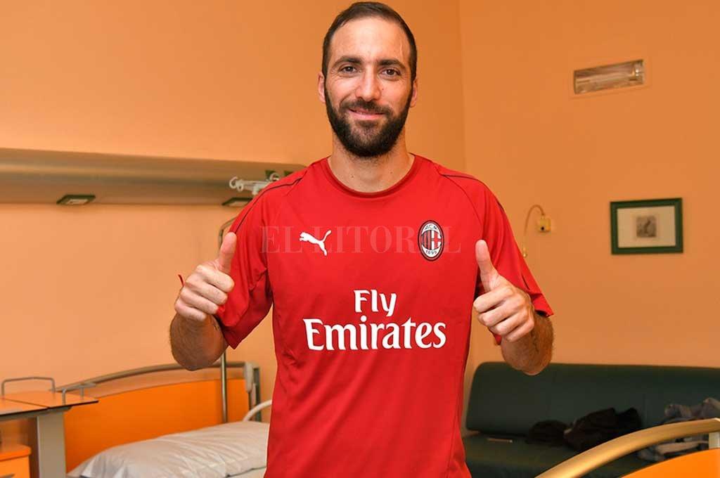 Crédito: AC Milán