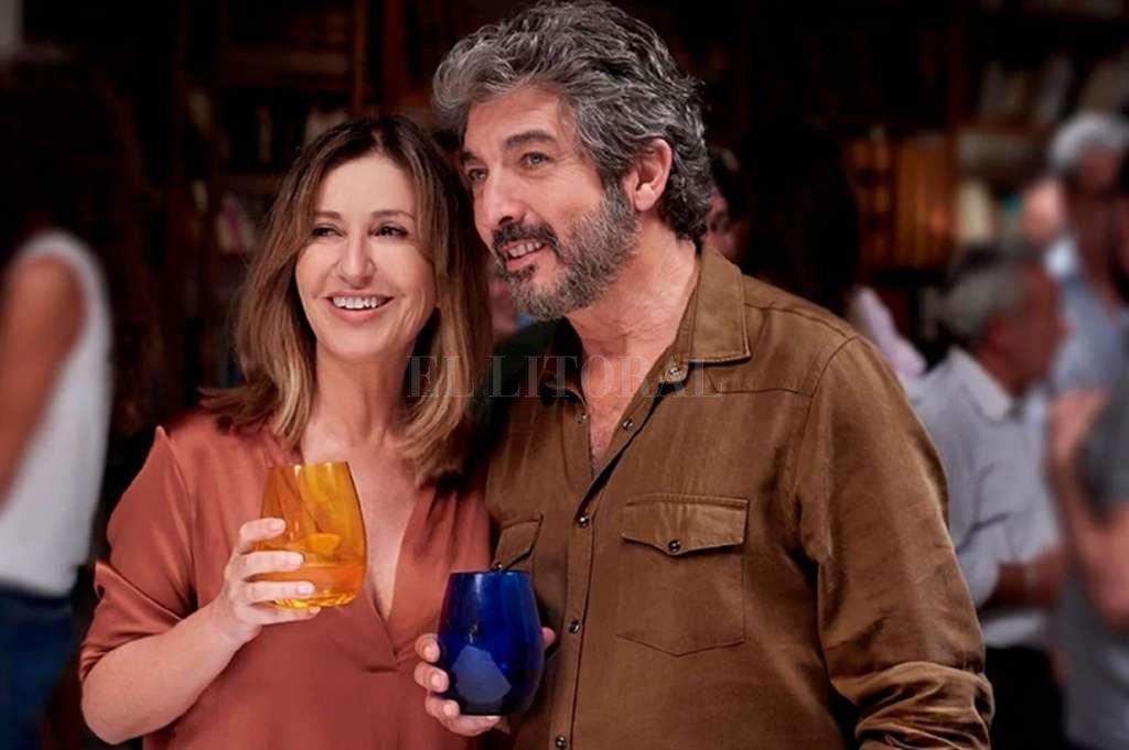 Marcos (Darín) y Ana (Morán) se separan después de 25 años; sus vidas de solteros les parecen fascinantes al principio, pero no es lo que parece. <strong>Foto:</strong> Gentileza Furgang