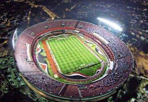 Así es el Morumbi, el estadio donde jugará Colón