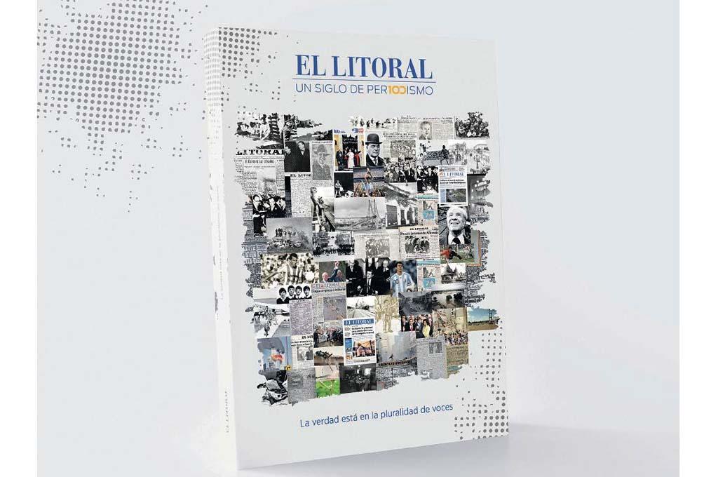 Un libro especial. El 7 de agosto gratis con tu diario y desde el 8/8 a solo $ 90. Crédito: El Litoral.
