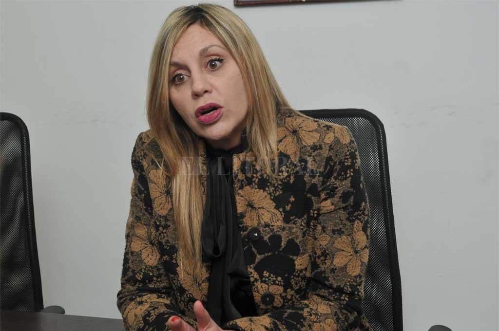"""""""Claramente el aborto sucedió, sucede y seguirá sucediendo en la sociedad argentina. Es la sociedad democrática la que debe dar una respuesta y la respuesta es desde la salud pública"""", afirma la senadora santafesina. <strong>Foto:</strong> Luis Cetraro"""