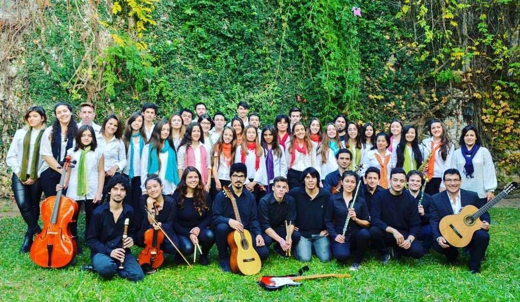Reeditando el ciclo de conciertos presentado en 2014, Canto Libre abarcará un repertorio de música argentina. Crédito: Gentileza Producción
