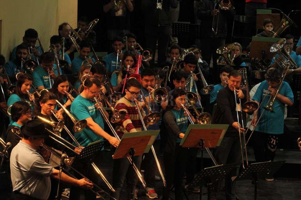 Profesores y estudiantes se reúnen durante toda una semana para disfrutar de cursos y conciertos. Crédito: Archivo El Litoral / Guillermo Di Salvatore