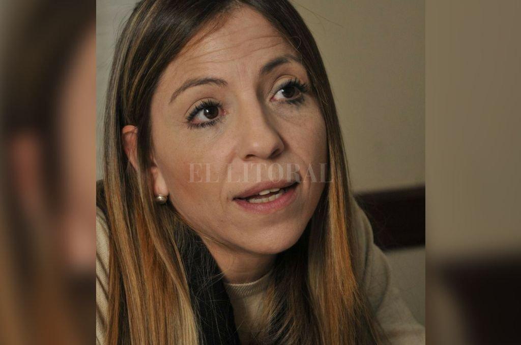 Cambio. Por primera vez una mujer encabeza el directorio del Ente Regulador de los Servicios Sanitarios. Crédito: Flavio Raina