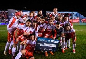 Argentinos Jrs eliminó por penales a Defensa y Justicia de la Copa Argentina