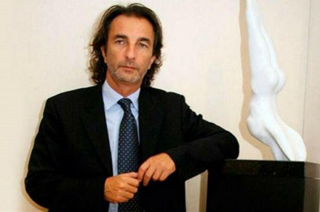 Ángelo Calcaterra aparece mencionado en varios párrafos de los cuadernos del remisero Oscar Centeno, como nexo con Baratta y su entorno. <strong>Foto:</strong> Clarín