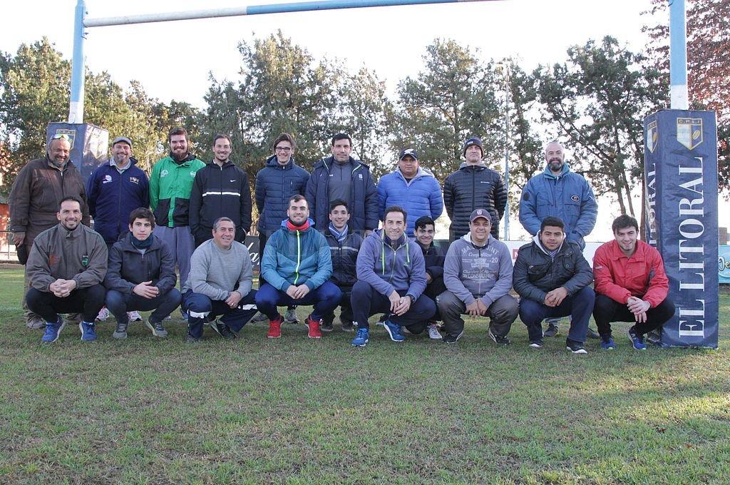El sábado en CRAI tuvo lugar esta importante jornada para los árbitros de la región. <strong>Foto:</strong> Guillermo Di Salvatore