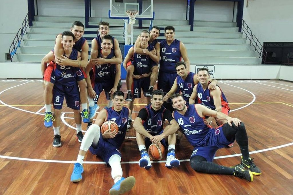 Buscan repetir. Equipo santafesino que a partir de hoy jugará el Campeonato Argentino U19. <strong>Foto:</strong> FBPSF