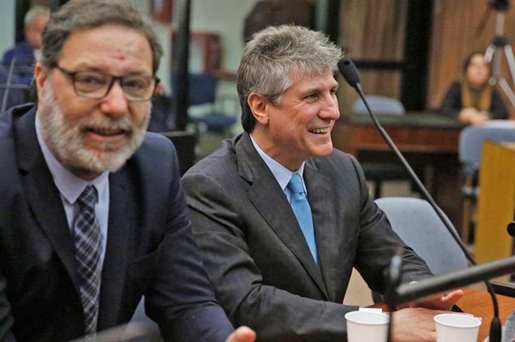 Exvicepresidente argentino Boudou, condenado a 5 años y 10 meses de cárcel