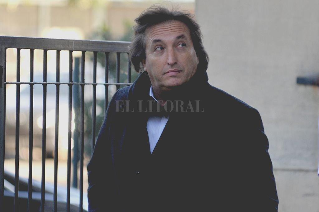 José María Núñez Carmona fue condenado a 5 años y 6 meses de prisión. <strong>Foto:</strong> Archivo El Litoral