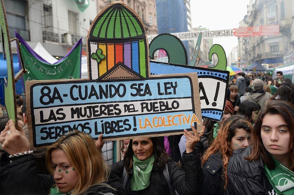Argentina: Gobierno descarta convocar a referéndum por legalización del aborto