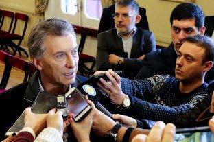 """Mauricio Macri: """"Más allá del resultado ganó la democracia"""""""