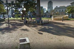 El Concejo solicita la remodelación de Plaza España